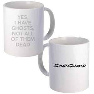 Yes I Have Ghosts Lyrics Ceramic Mug