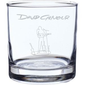 Wireman Laser-Etched Whiskey Glass