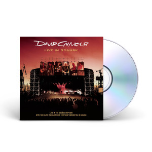 David Gilmour Live In Gdansk 2 CD