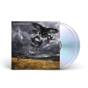 David Gilmour Rattle That Lock Deluxe Edition CD/DVD