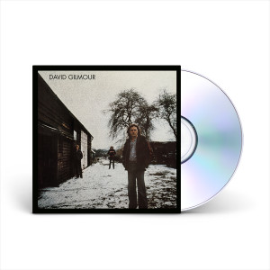 David Gilmour Self Titled CD