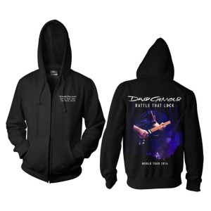 Rattle That Lock Live Photo Hoodie