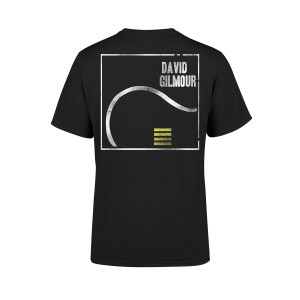 David Gilmour Silhouette T-shirt