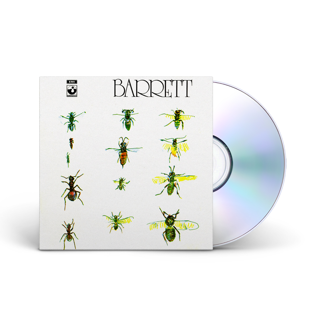 Syd Barrett Barrett CD