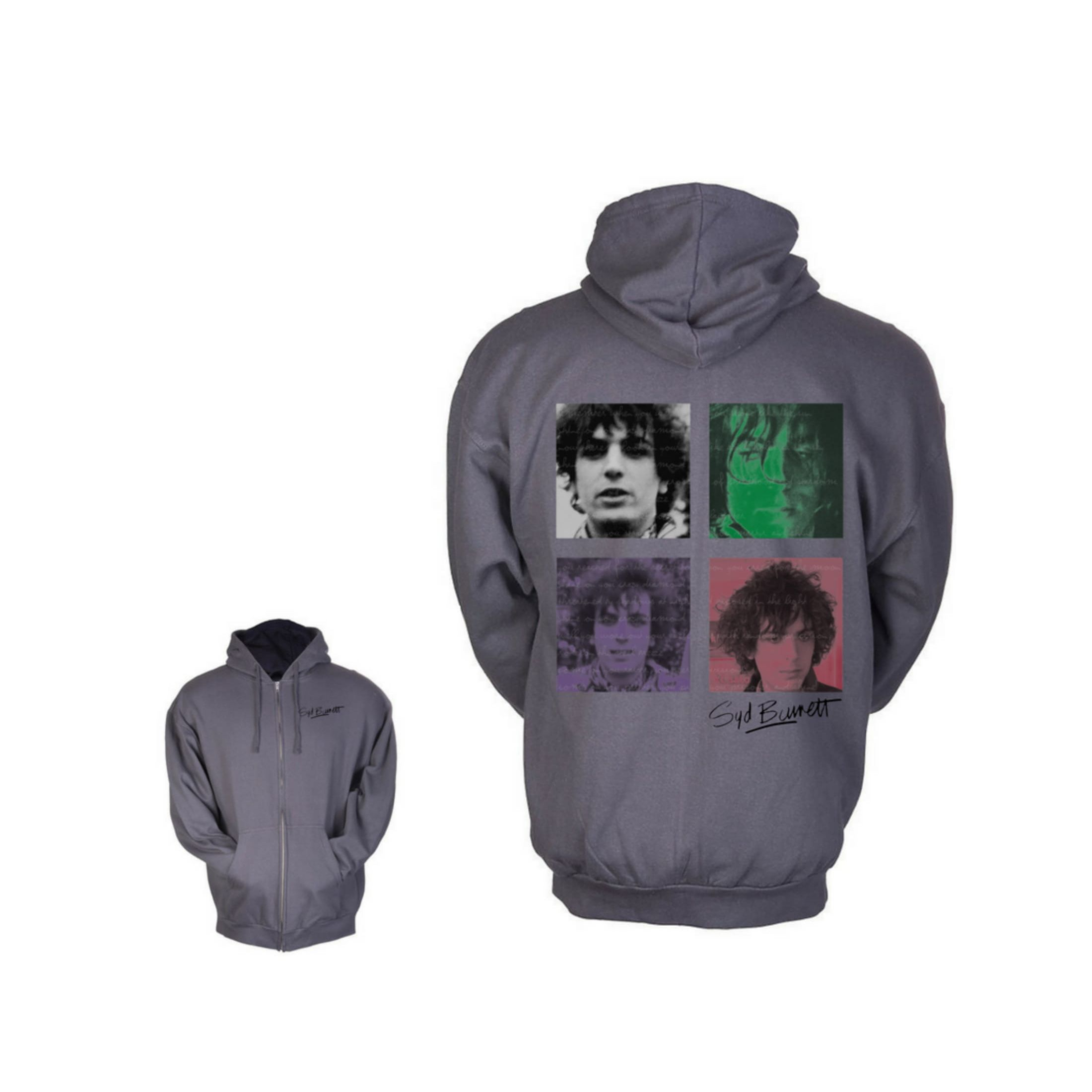 Four Shades Charcoal Hoodie