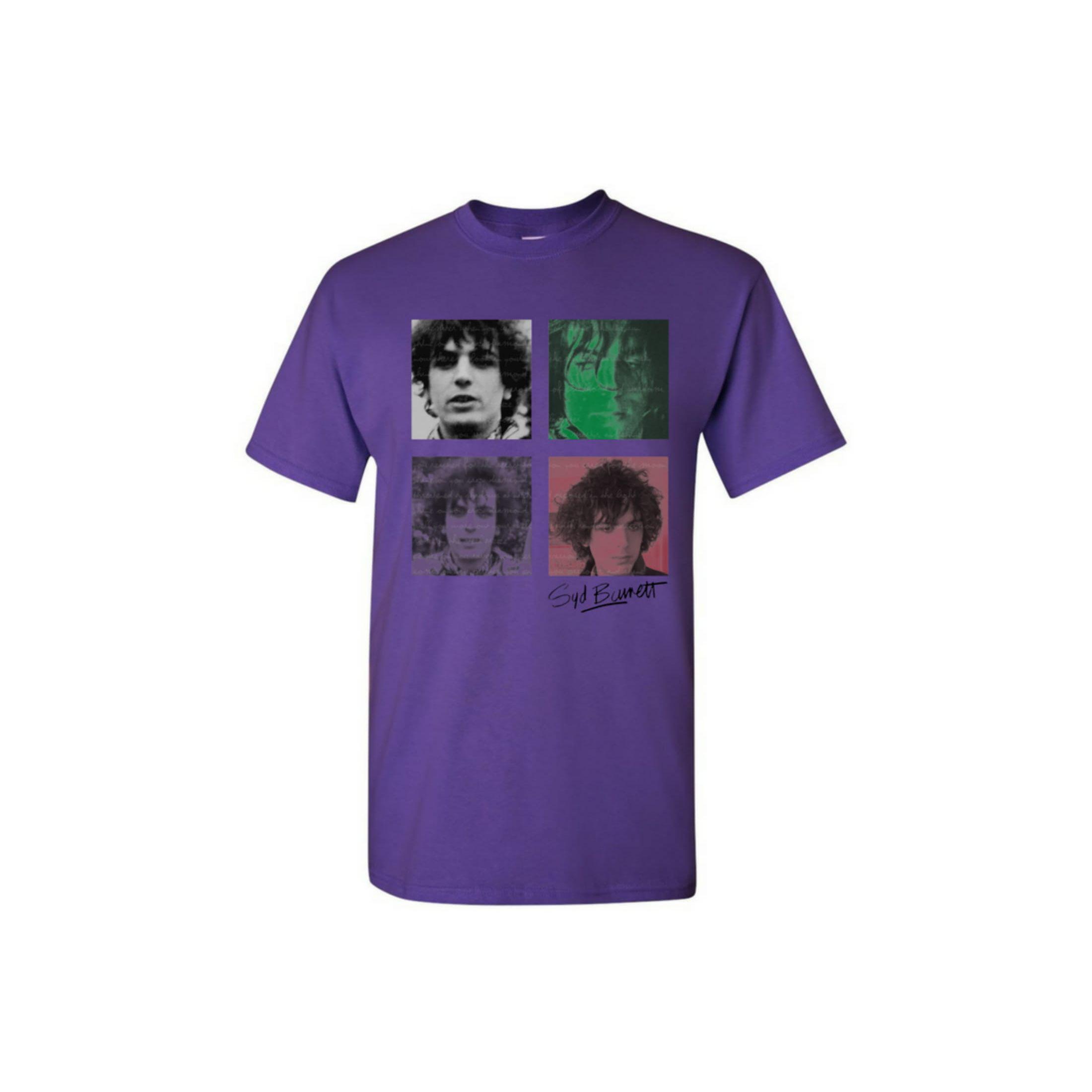 Four Shades Purple T-Shirt