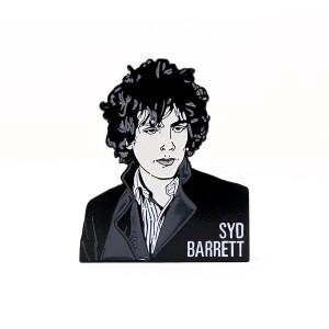 Syd Barrett Enamel Pin