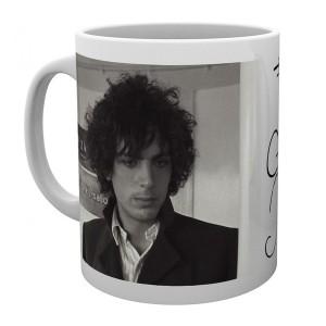 B&W Portrait Mug