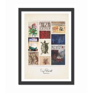 Syd Barrett Collection 24x36