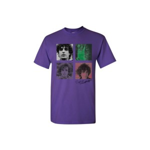 Four Shades Purple T-Shirt