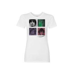 Women's Four Shades White T-Shirt
