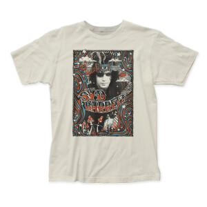 Syd Barrett - Melty Poster White T-Shirt