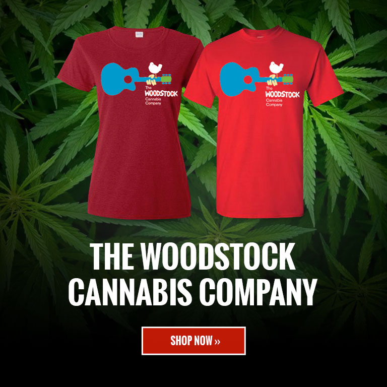 Woodstock Cannabis Collection