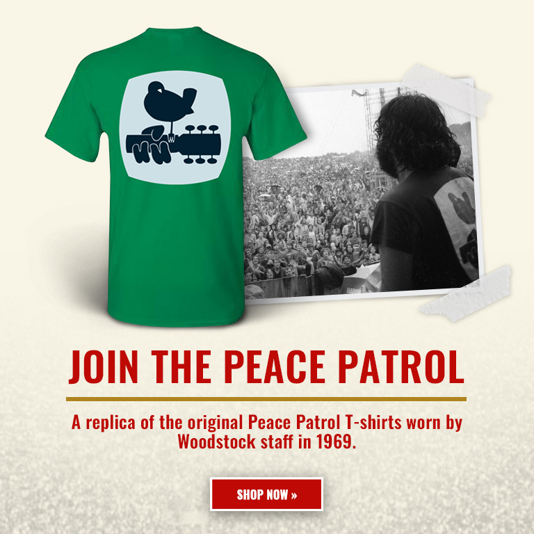Peace Patrol Tees