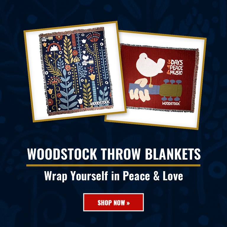 Woodstock Throws