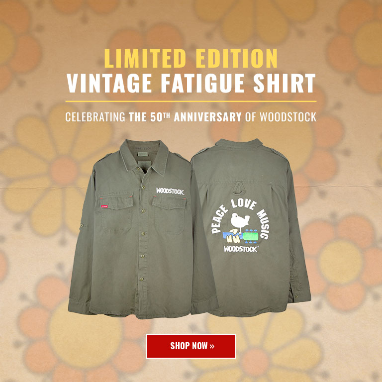 Vintage Fatigue Shirt