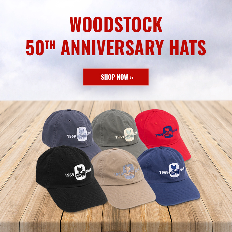 50th Anniversary Hats