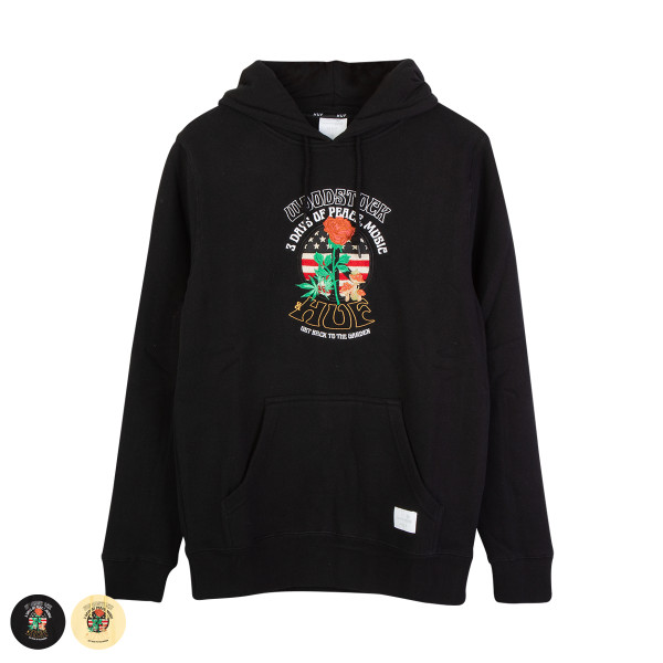 the best attitude 42611 29f0d Woodstock x HUF Pullover Hoodie | Shop the Woodstock ...