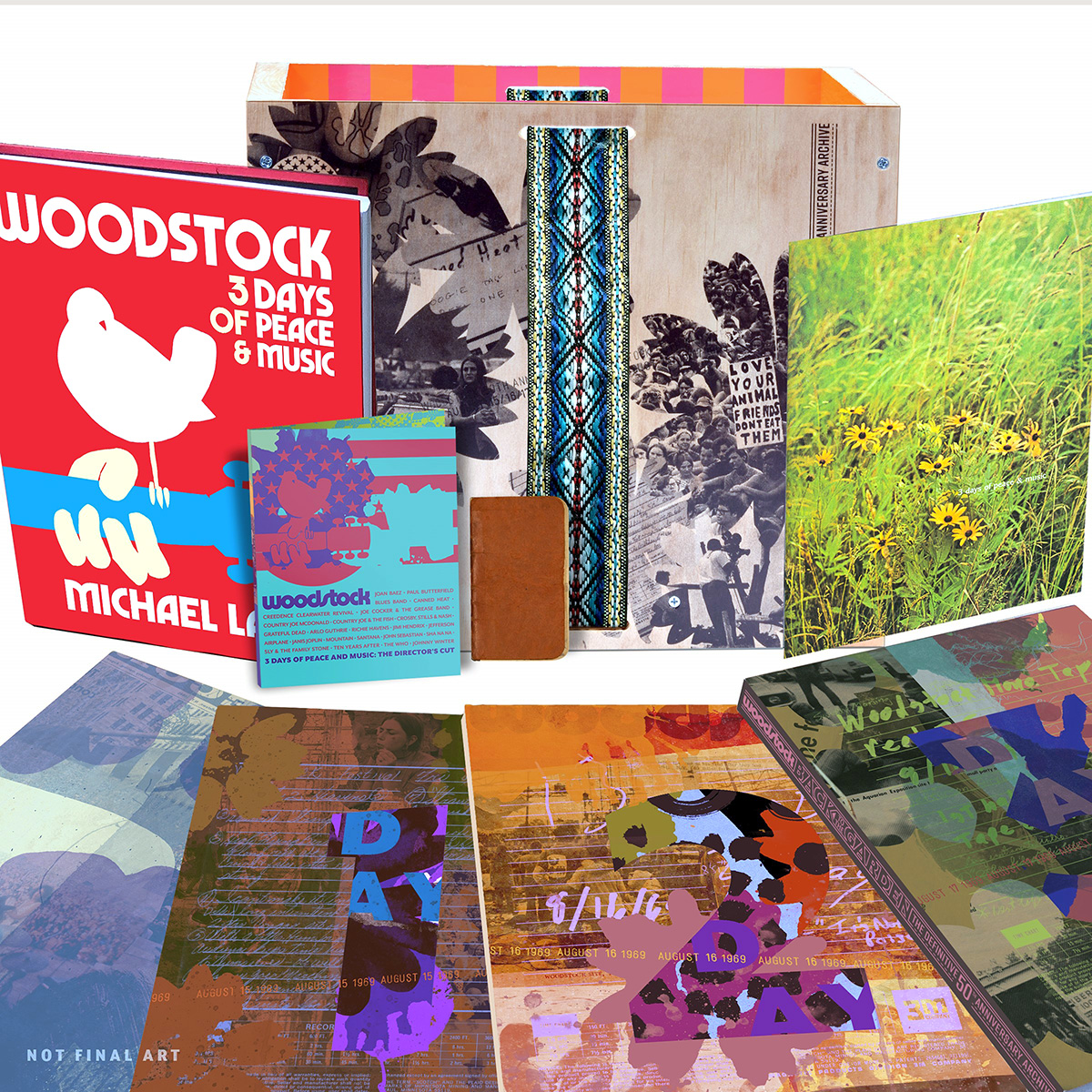 Woodstock - The Definitive 50th Anniversary Archive (38CD + Blu-Ray)