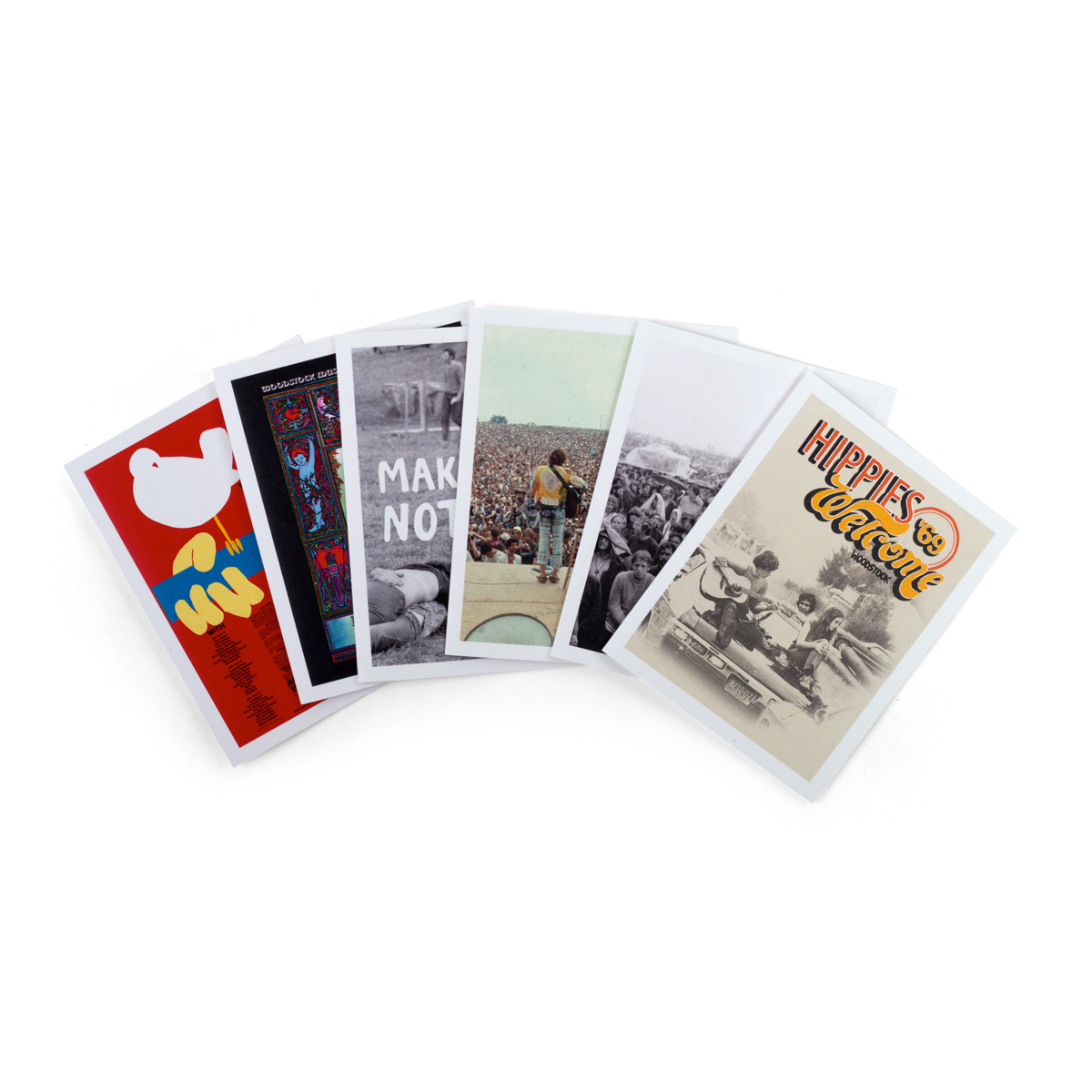 Woodstock Assorted Notecards (6 Pack)