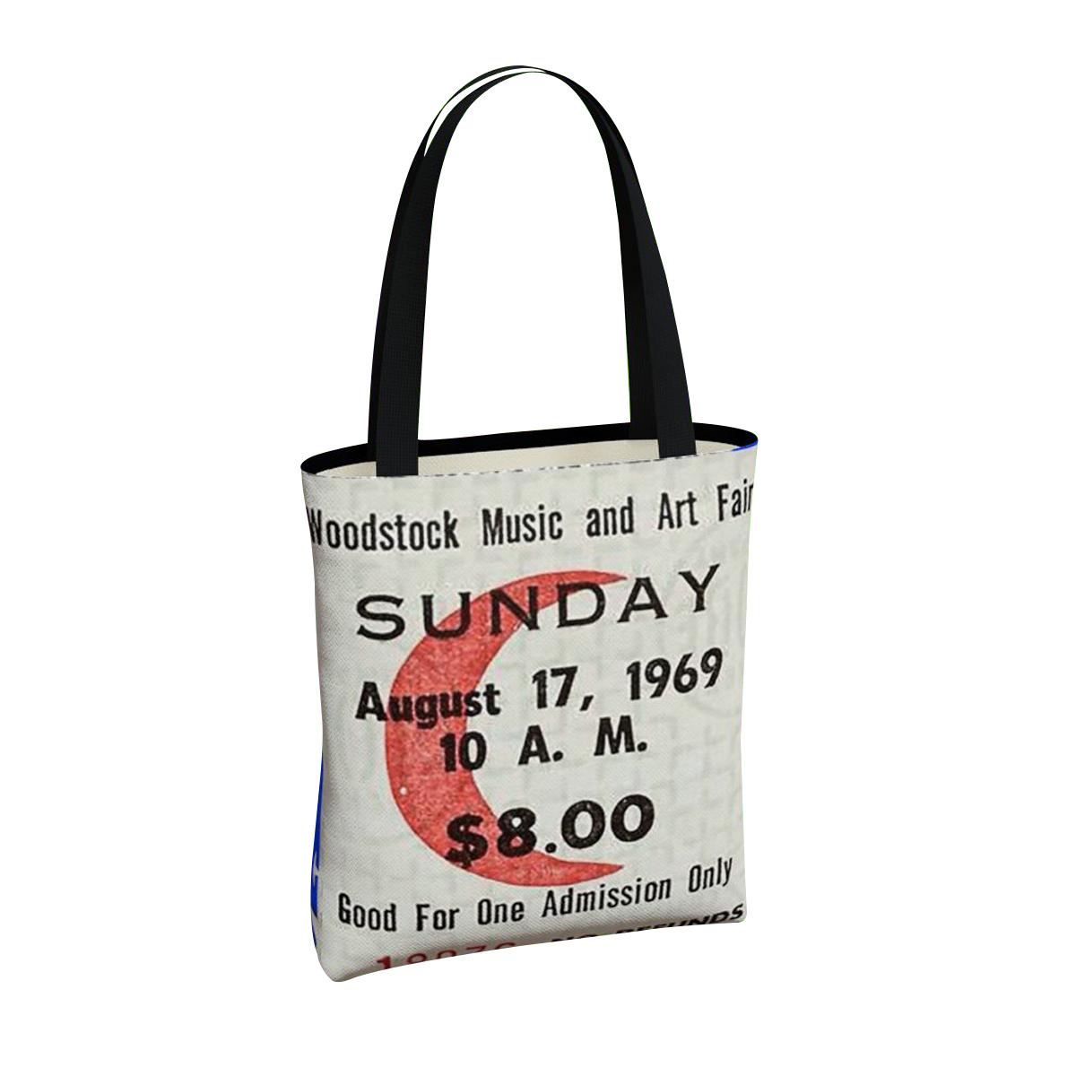 Woodstock Market Bag