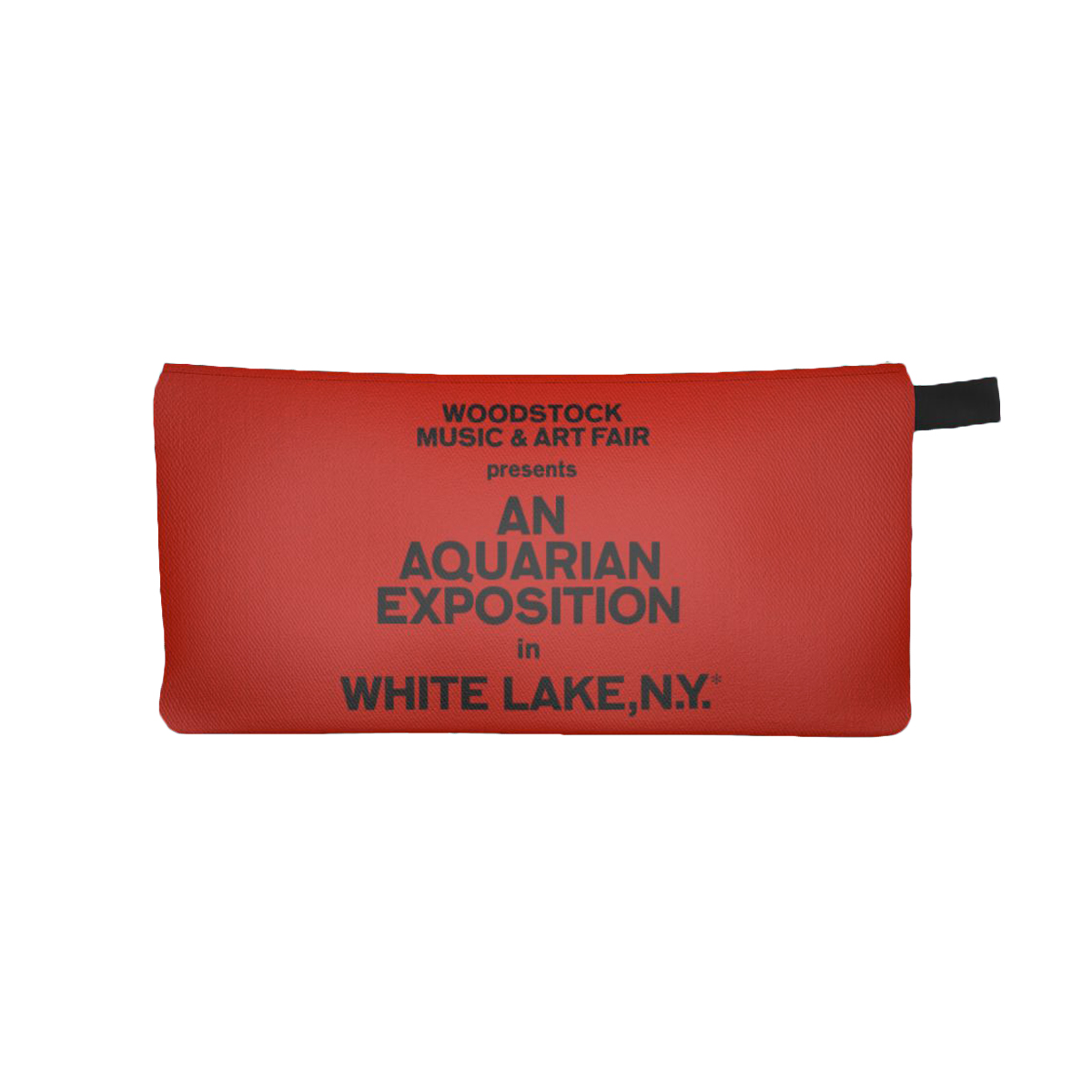 An Aquarian Exposition Make-up Bag
