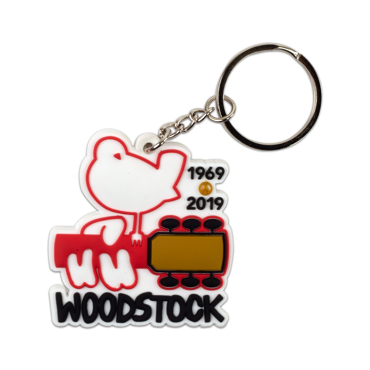 Woodstock Keychain