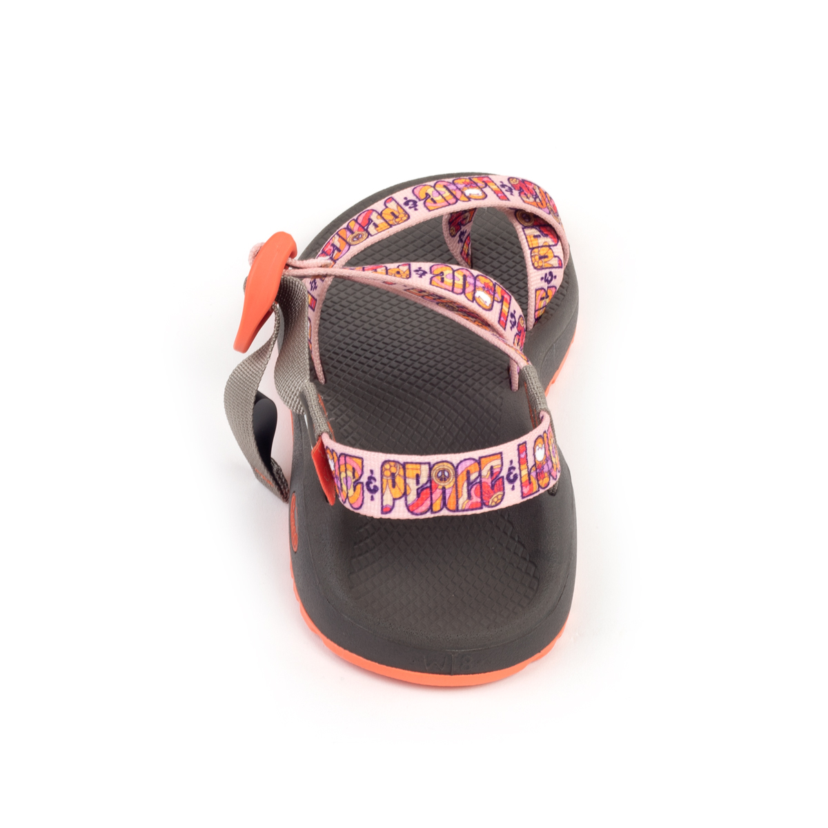 "Woodstock ""Peach Peace"" Womens Z Cloud 2 Chaco Sandals"