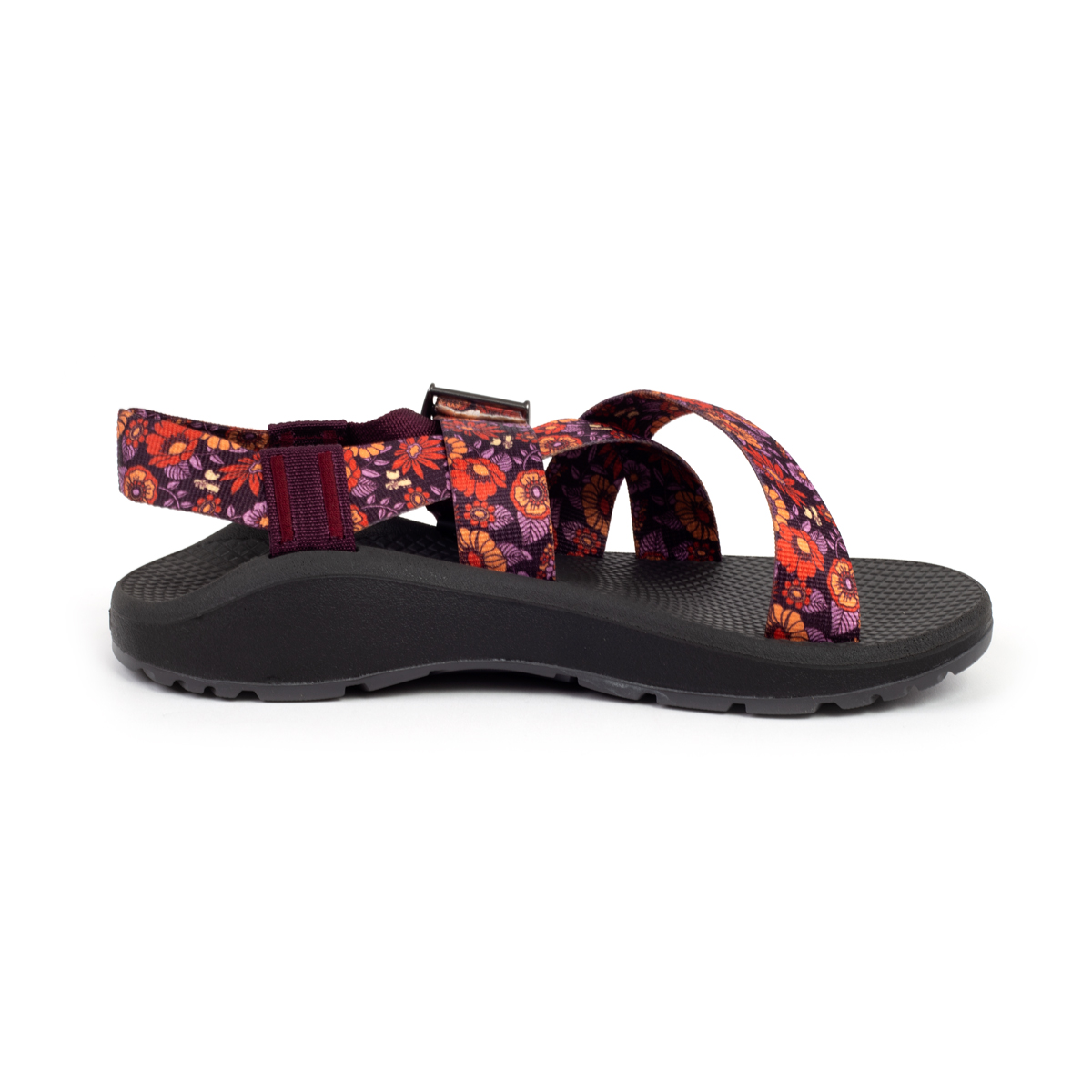 "Woodstock ""Blossom Wine"" Womens Mega Z Cloud Chaco Sandals"