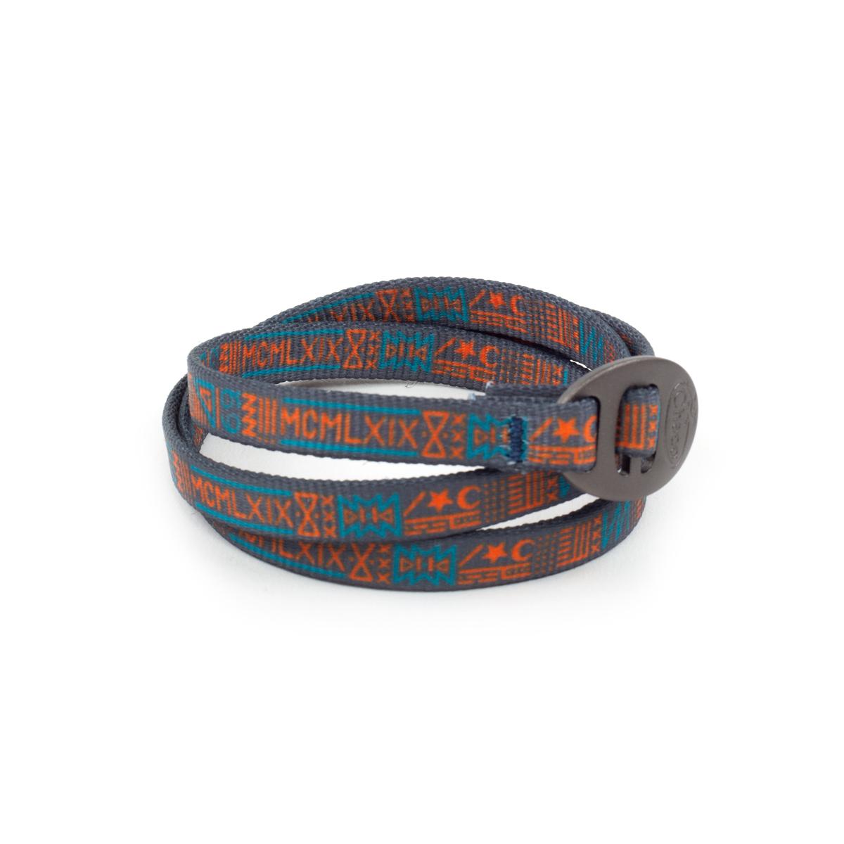 Chaco Wrist Band (Blue and Orange)