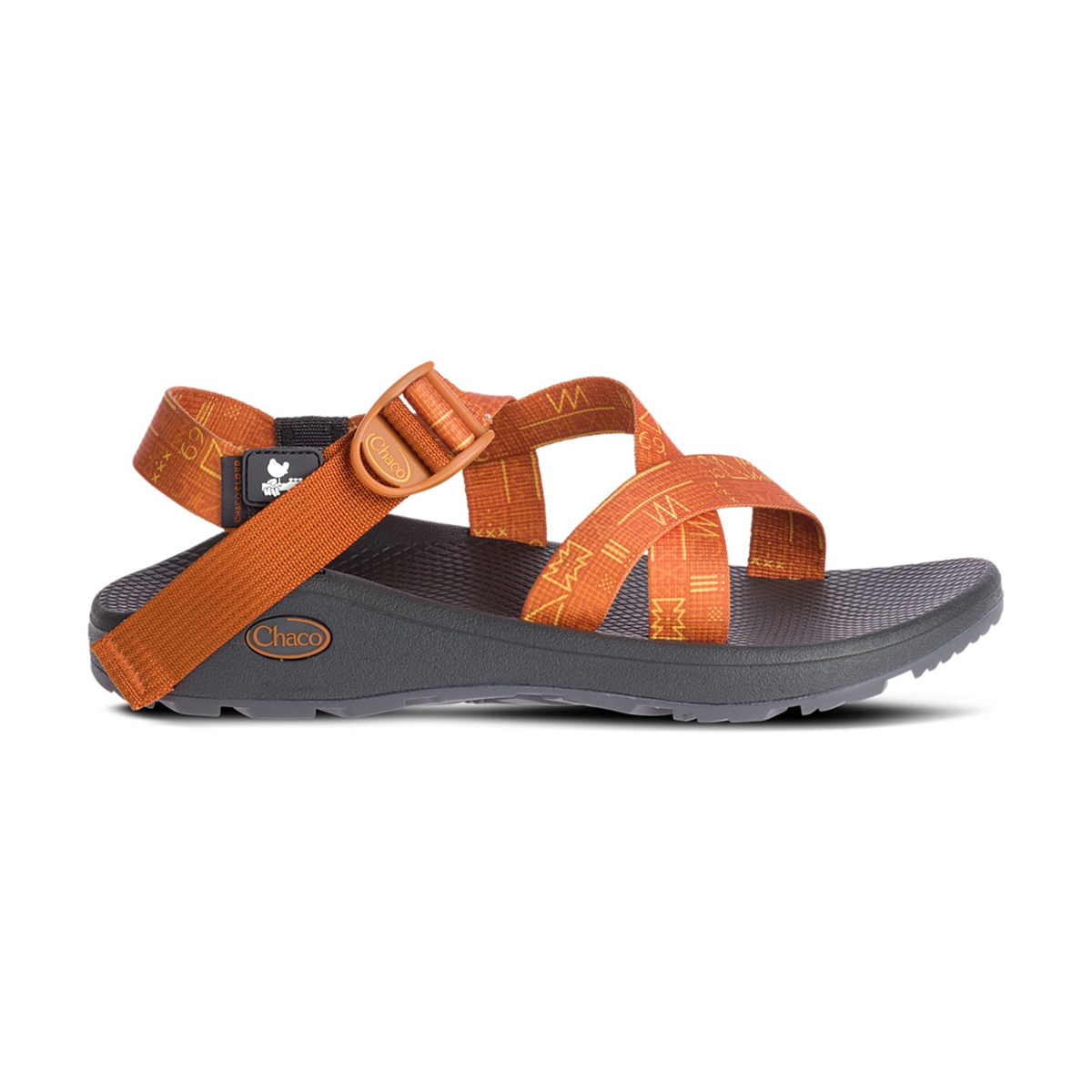 "Men's Z Cloud ""New Native Rust"" Chaco Sandals"