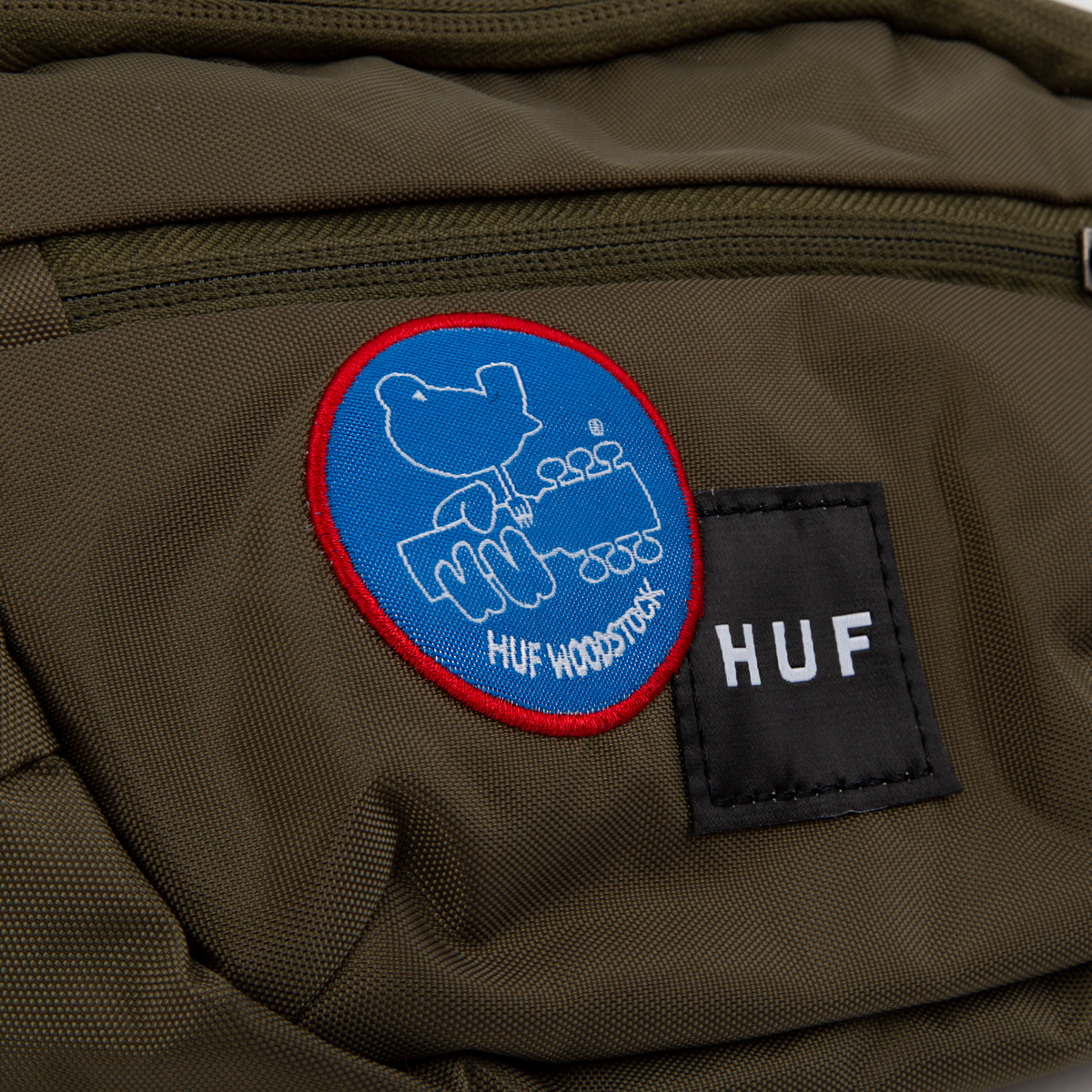 Woodstock x HUF Side Trip Bag