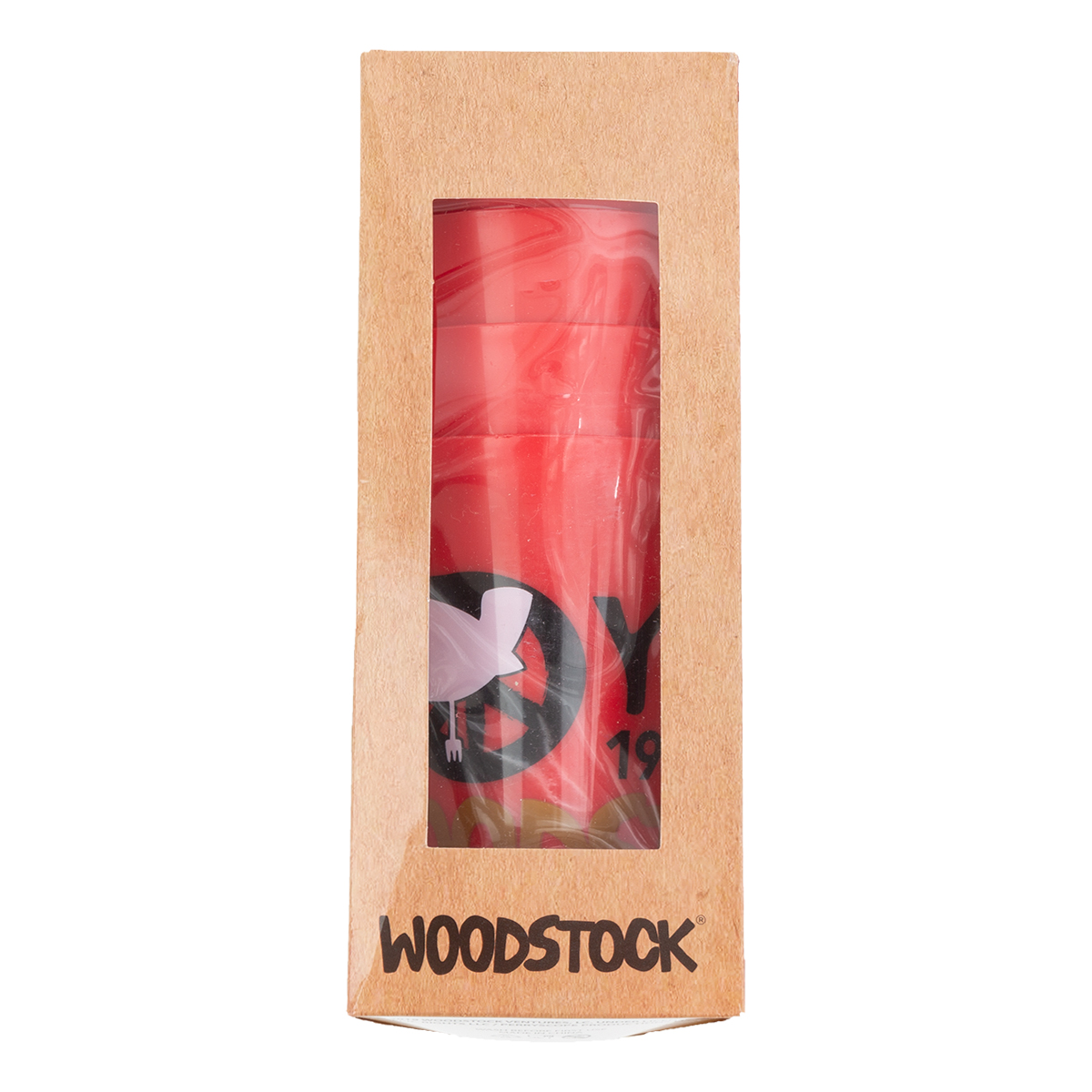 Woodstock 50 Year Anniversay 4 Cup Set