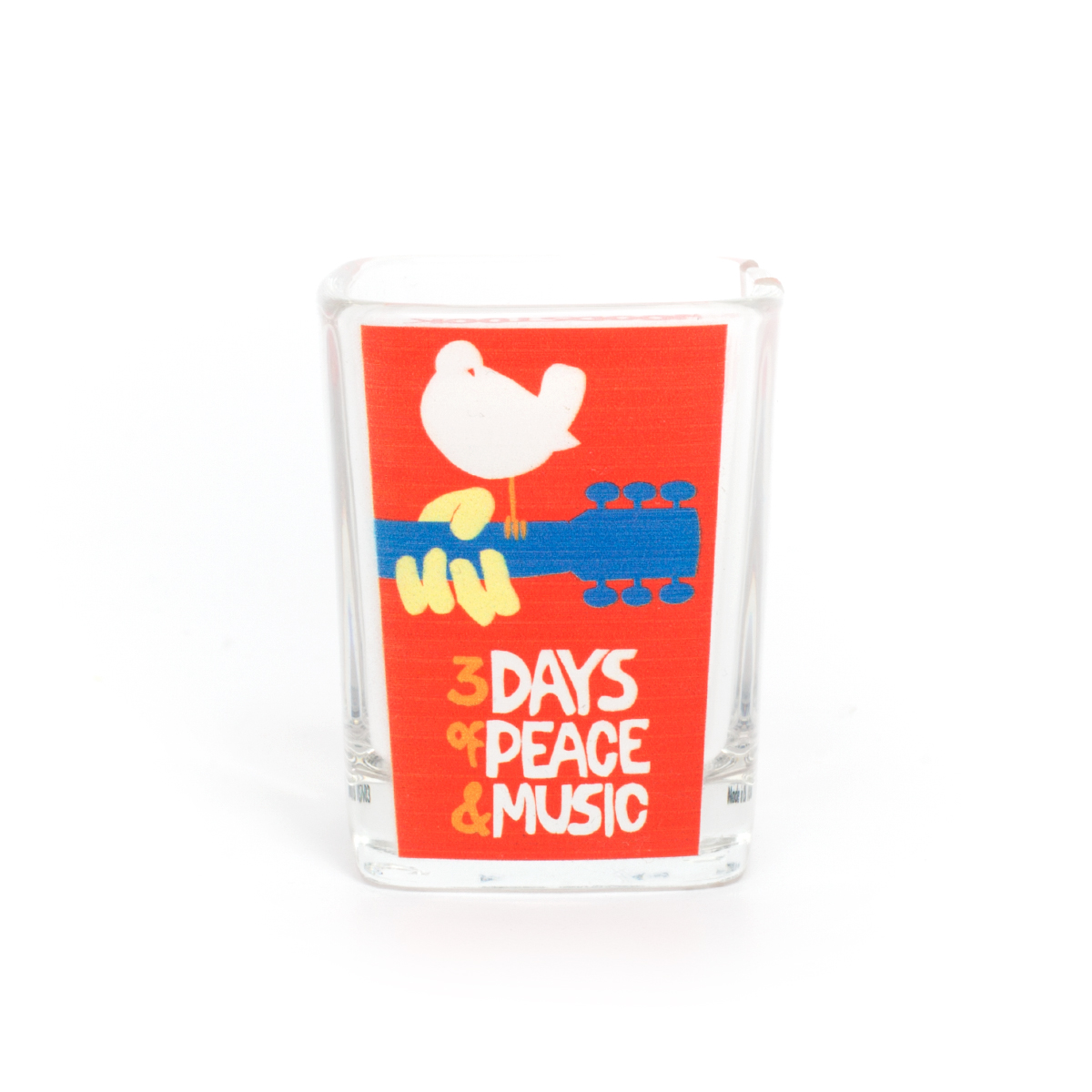 3 Days Of . . . Square Shotglass