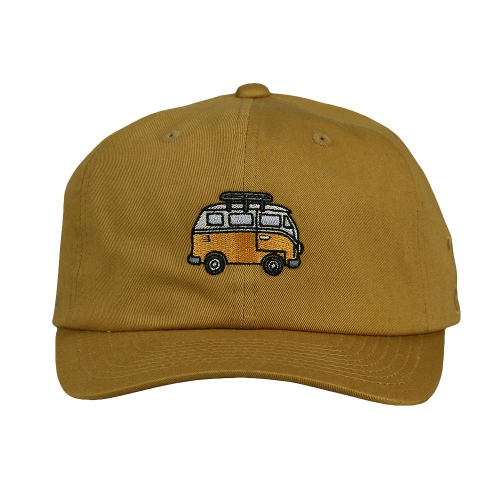 Woodstock Bus Tan Adjustable Hat