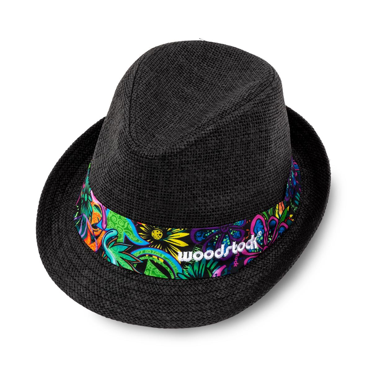WOODSTOCK X BULA HAPPY STRAW HAT