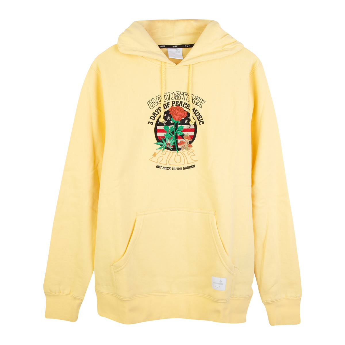 Woodstock x HUF Pullover Hoodie