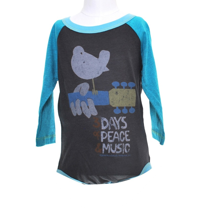 (What Would I Give For) 3 Days Of Peace Longsleeve Onesie