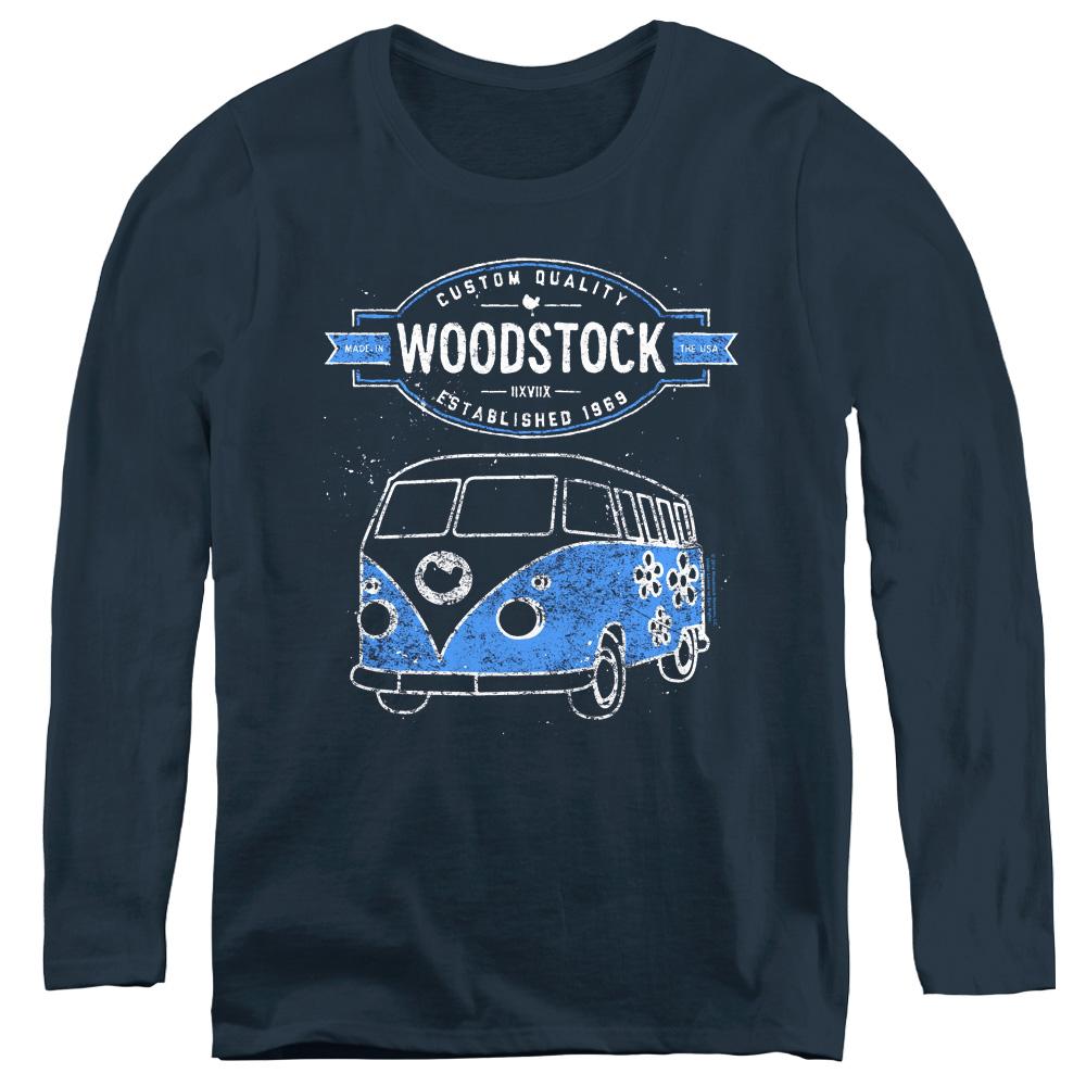 Women's Woodstock Van Logo