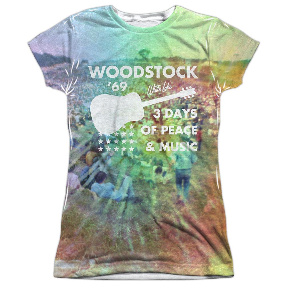 Junior's Woodstock On The Hill Logo