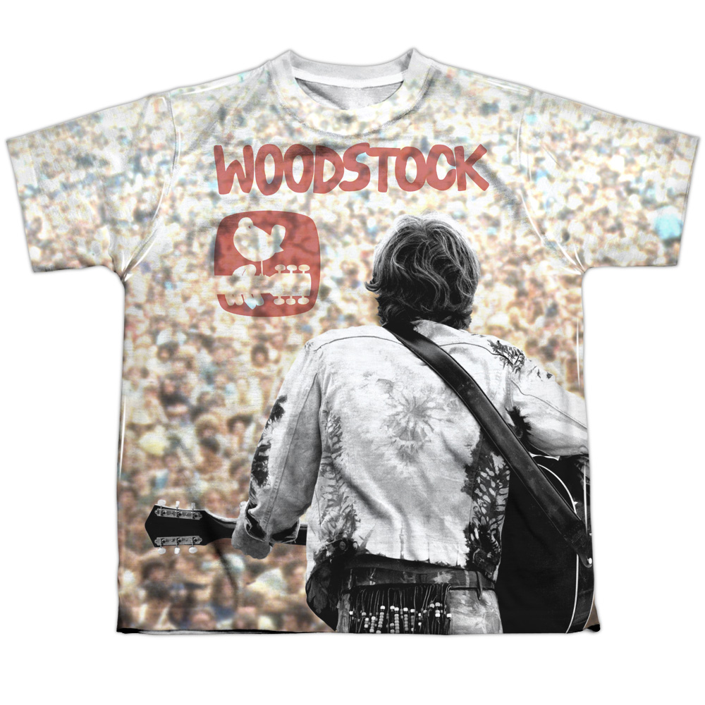 Youth Woodstock Apart From The Crowd Logo