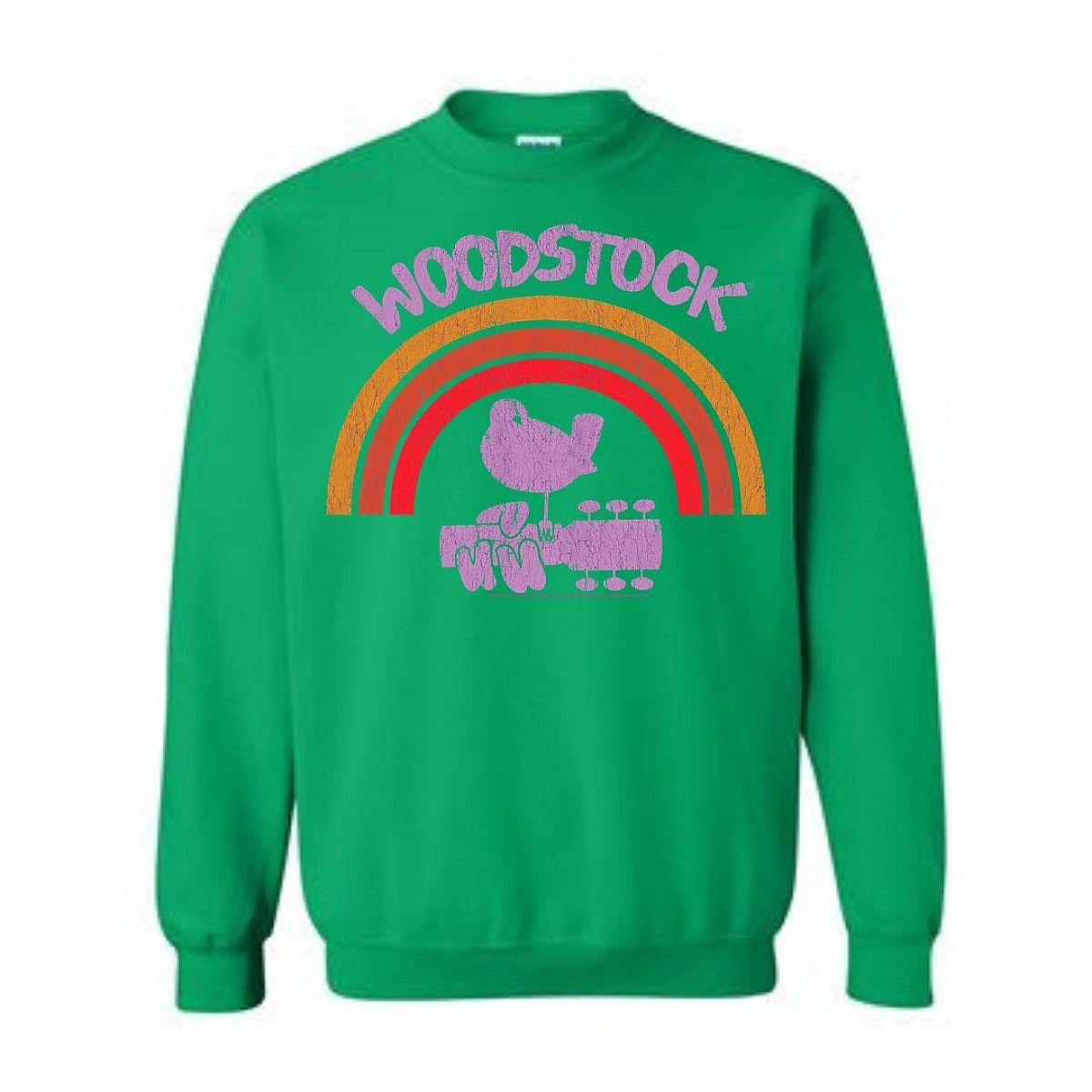 Rainbow Crew Neck Sweatshirt