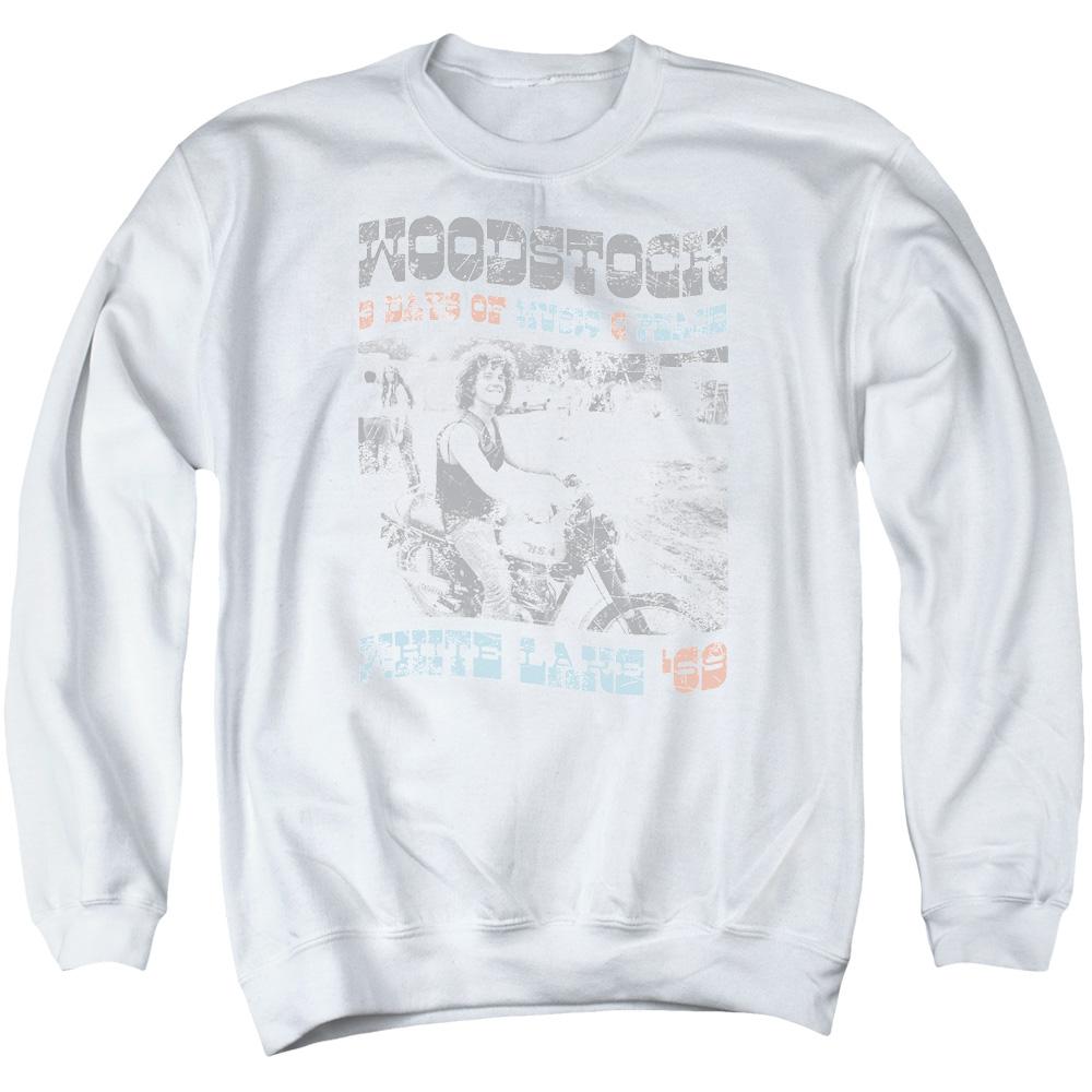 Woodstock Rider Logo