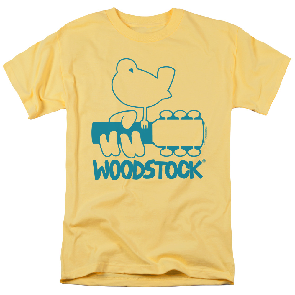 Woodstock Dove Fill Logo