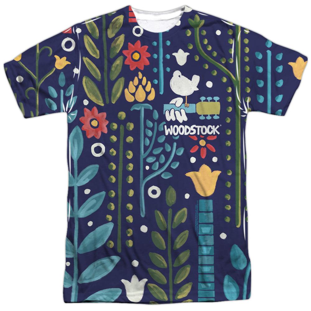 Woodstock Floral Pattern