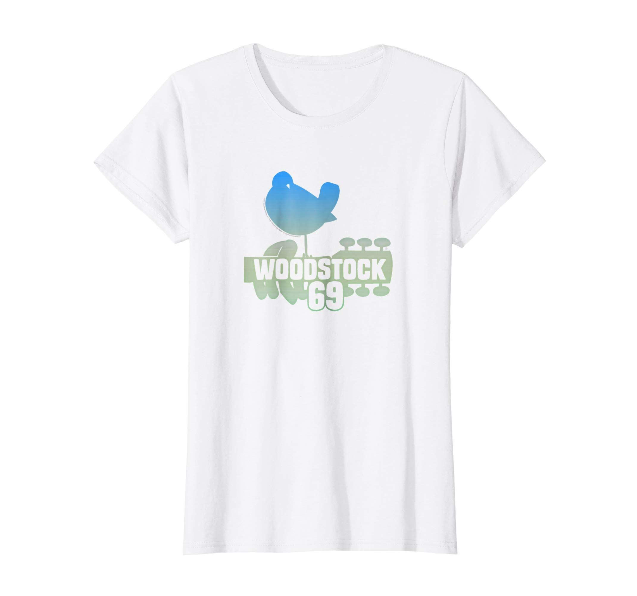 Women's Ombre 69 Dove T-shirt