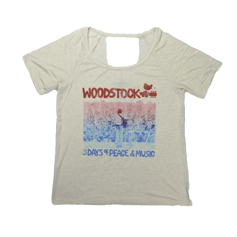Women's Deep V Sea Of People T-Shirt