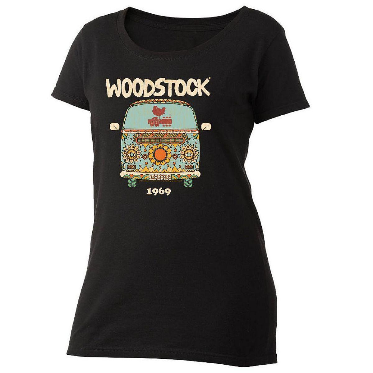 Happy Camper Women's Scoop Neck T-Shirt