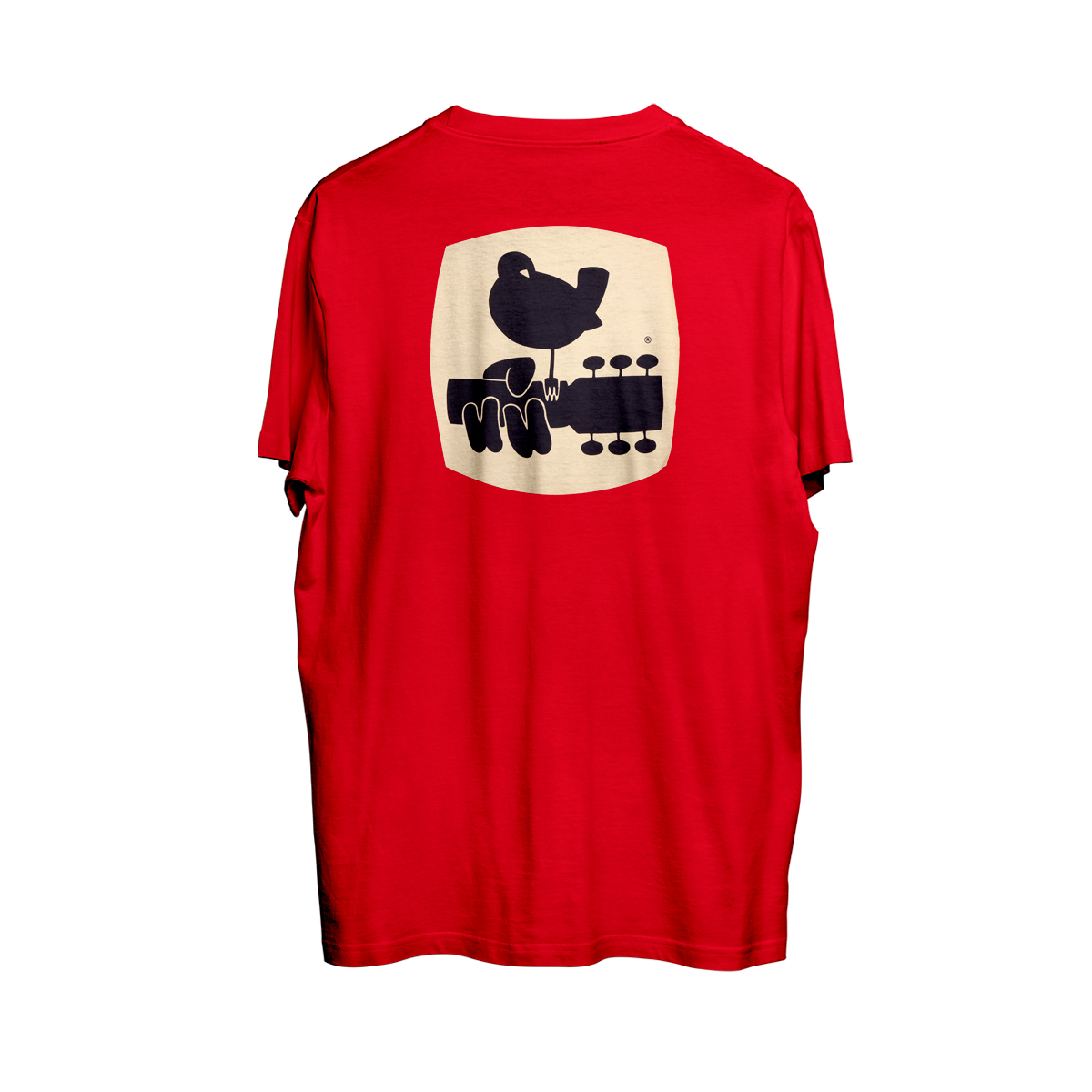 Woodstock x HUF Staff T-shirt