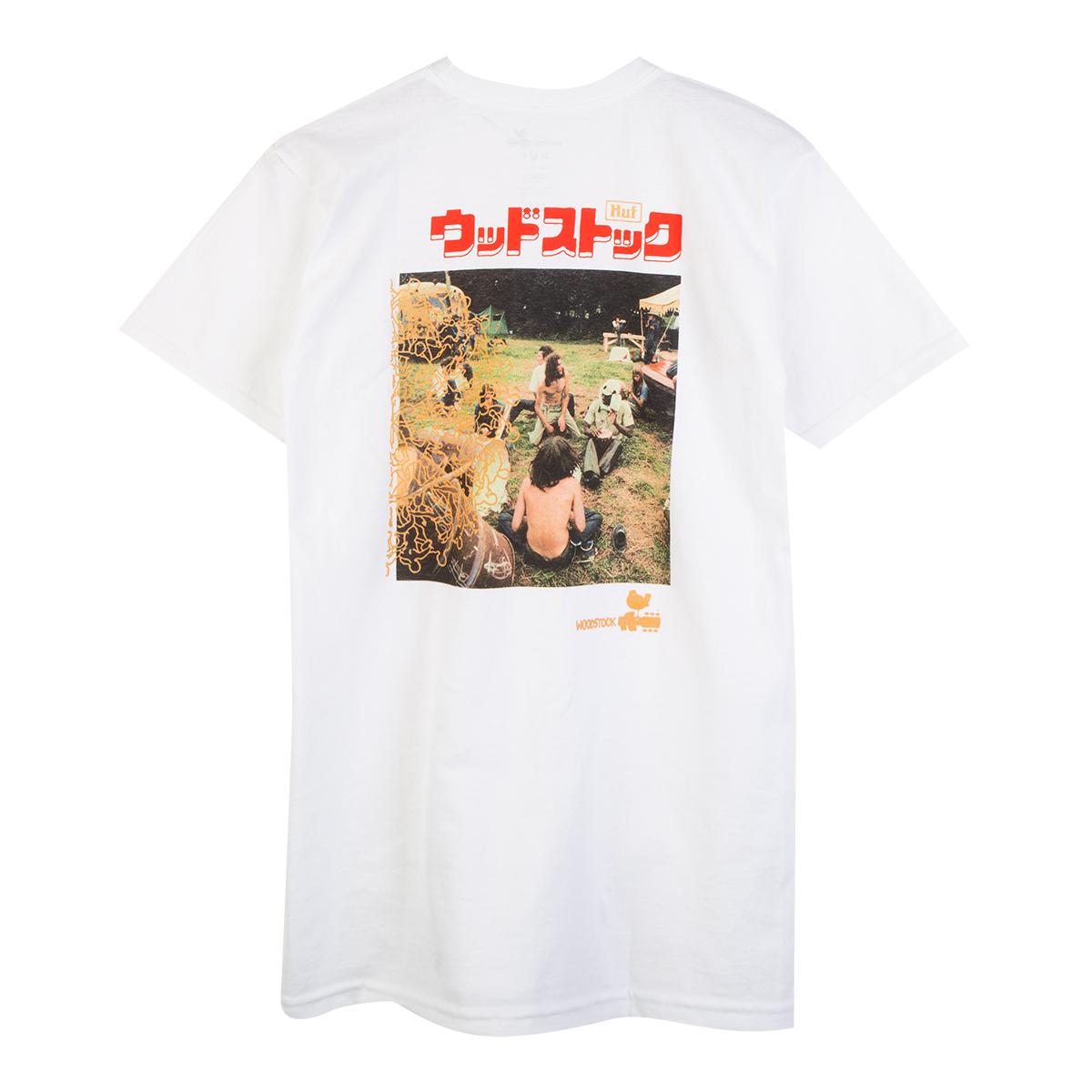 Woodstock x HUF WW Culture T-shirt